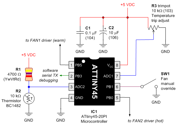 an example question using a simple circuit diagram