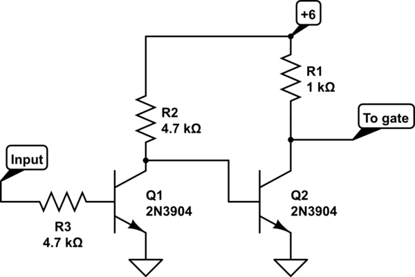 driving p channel mosfets with a microcontroller mosfet transistors