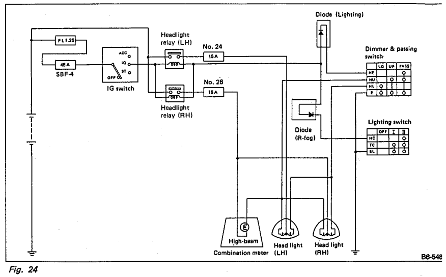basic electrical wiring diagrams automotive