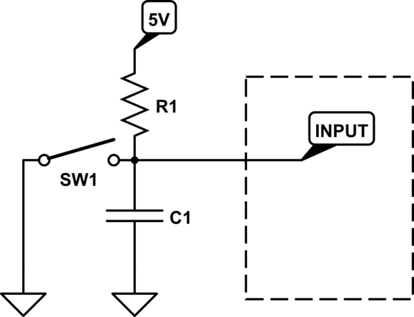 how a capacitor works in a circuit