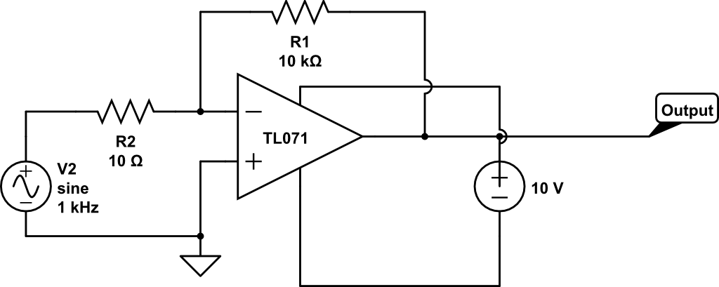 op amp why is my circuit not working electrical engineering stack