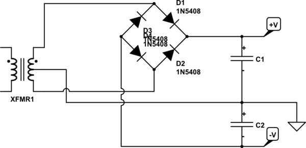 and a picture of the wiring using a 1n5408 diode and not using the