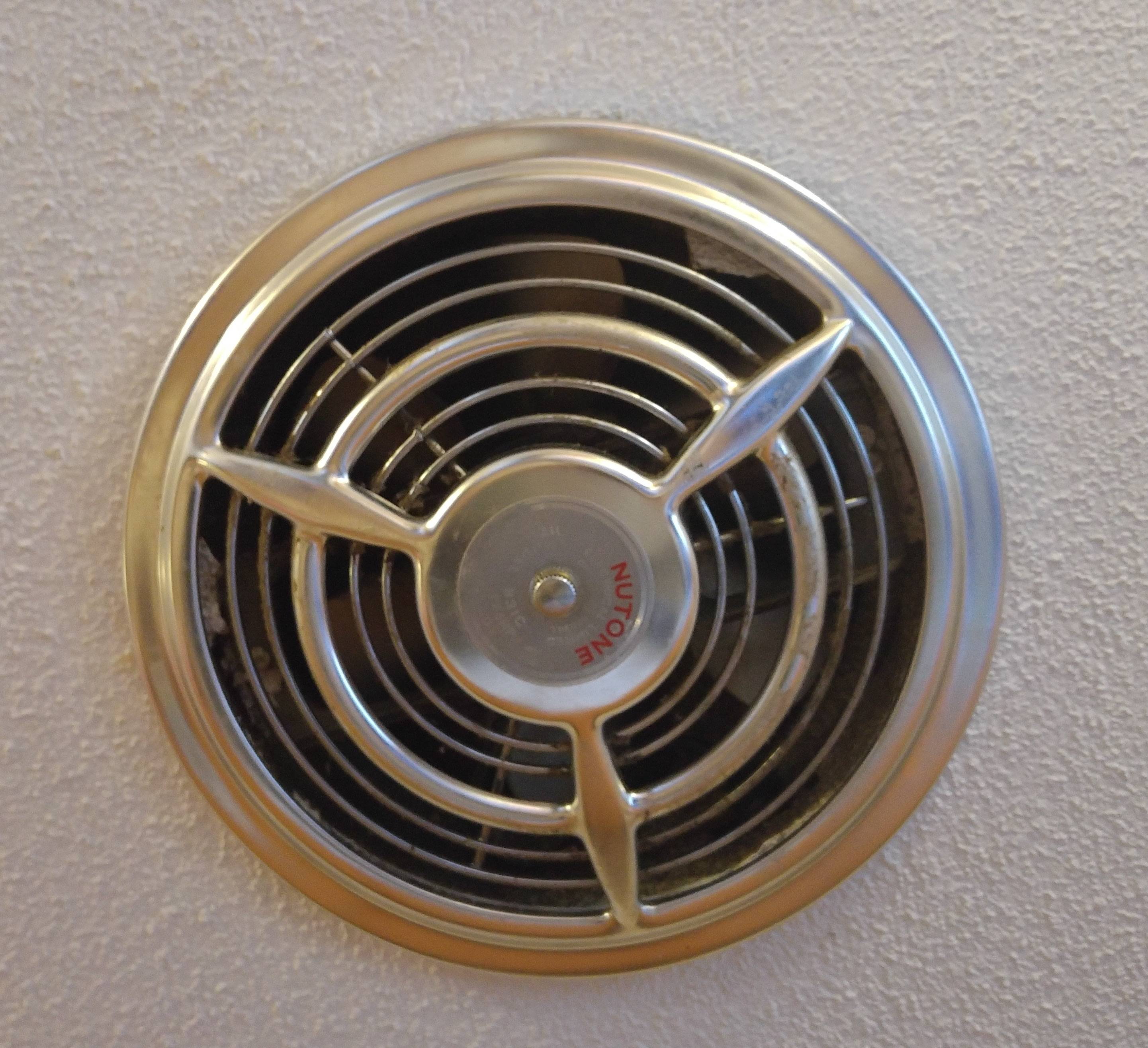 I have a similar exhaust fan in the kitchen enter image description here