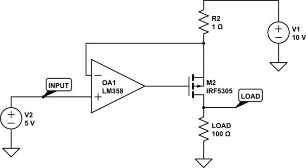op amp lowside current sensing electrical engineering stack