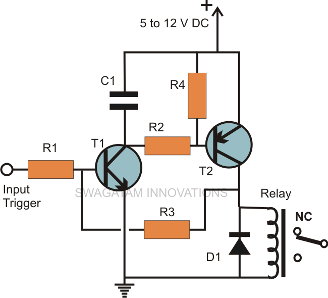 1000w Toggle Switch Wiring Diagram Why Do All Transistor Latch Circuits That Ive Seen Use