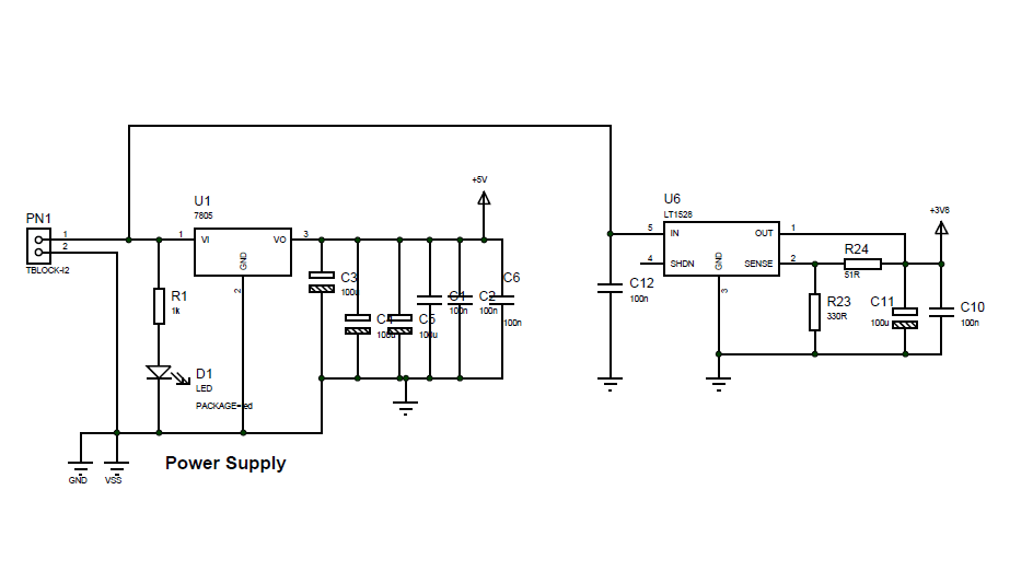 what is a lm7805 voltage regulator