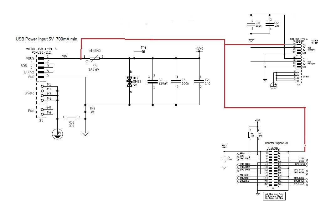 How do I supply power through the GPIO? - Raspberry Pi Stack Exchange