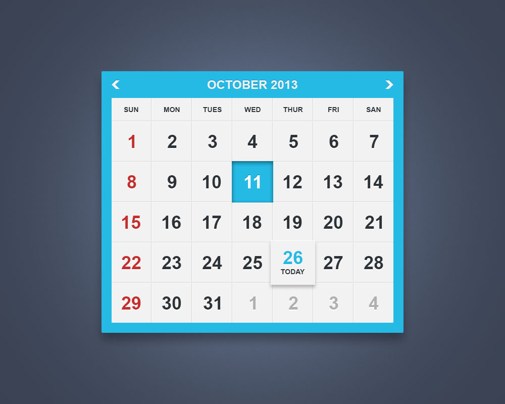 Custom Calendar For Website Custom Calendar Printing Bulk Calendar Printers Html Asp Calendar Custom Css Style Stack Overflow
