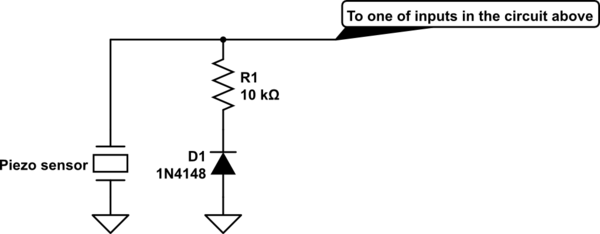 purpose of diode in a circuit