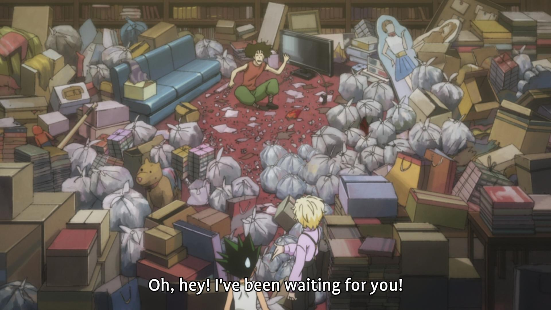 Anime Fantasy Wallpaper Hunter X Hunter Is Dwun Wdwune Based On Yoshihiro