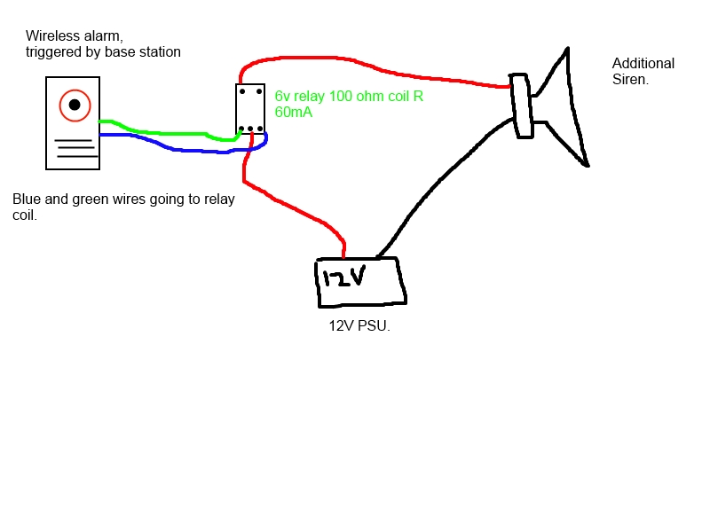low current trigger relay