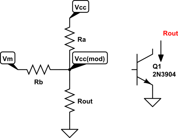 theoretical analysis of amplifier circuit electrical engineering
