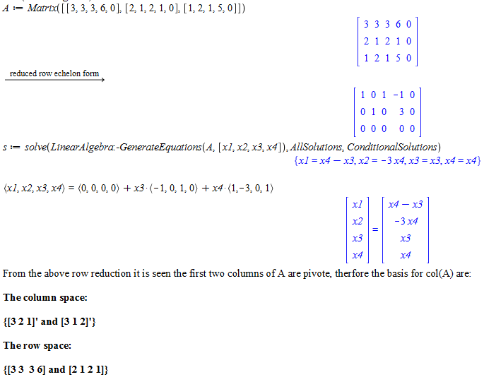 vector algebra question