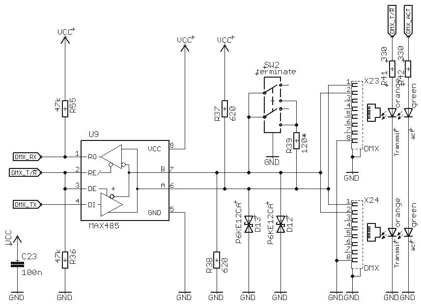 wall wart schematic