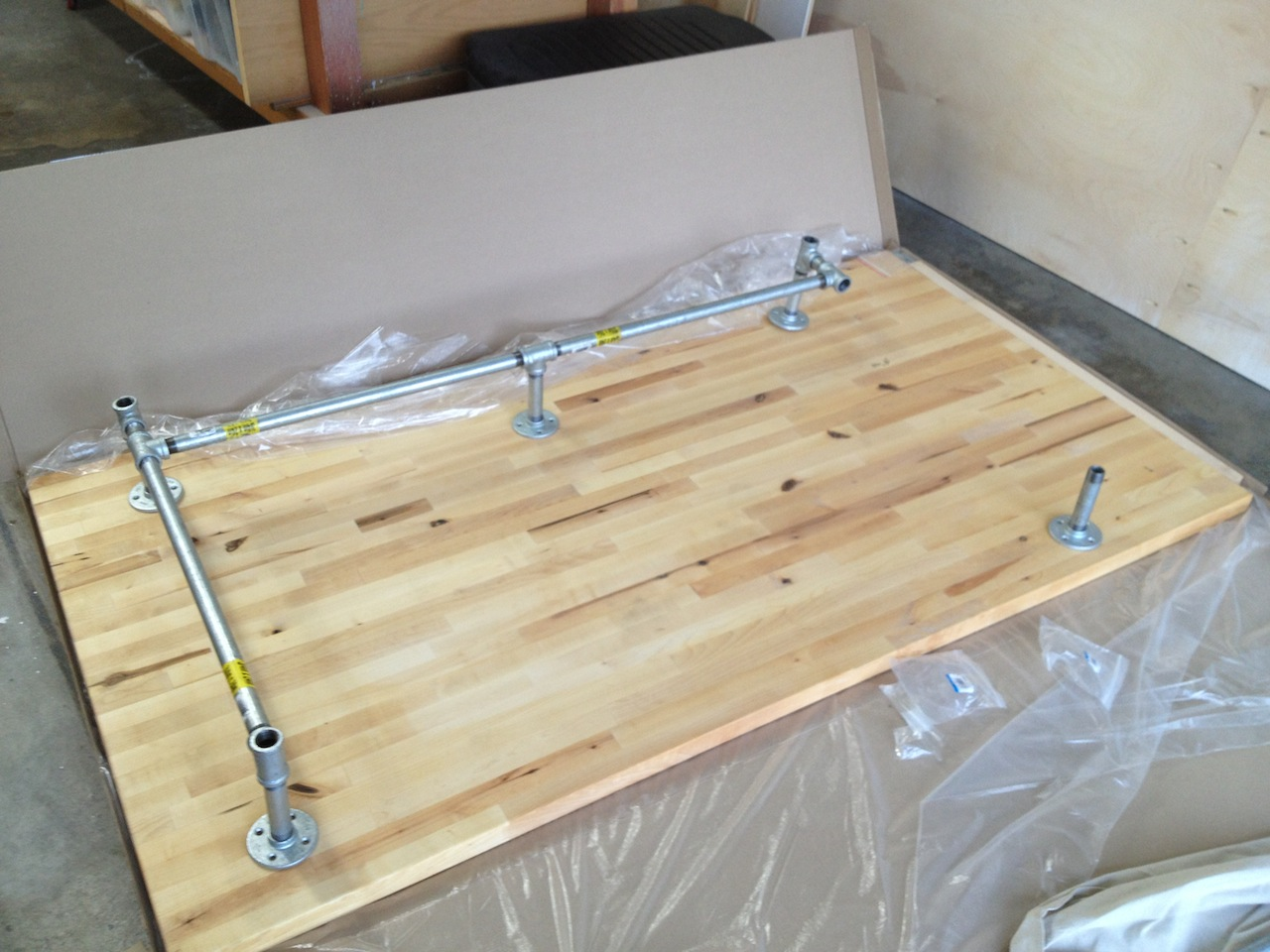 Wood What Is The Proper Method To Creating Butcher Block