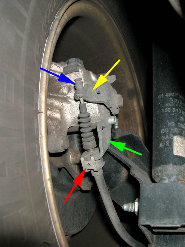 VW Jetta parking brake loose after rear brakes replaced Is it