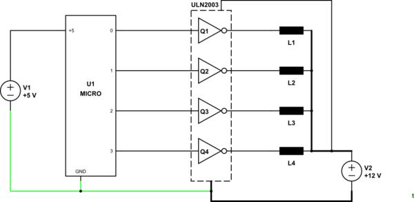 circuitlab usb arduino power supply