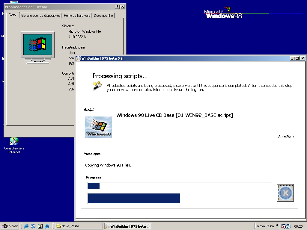 Livecd Is It Possible To Run Windows 95 Or 98 From A Cd