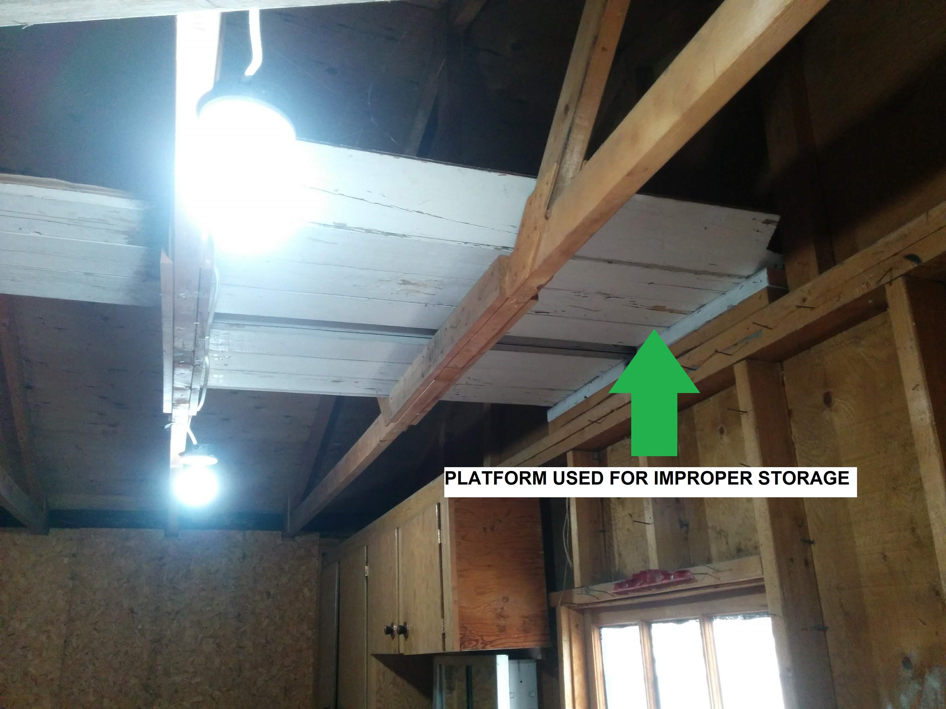 How Can I Safely Reinforce My Garage Trusses To Support Ceiling Drywall And Insulation Home Improvement Stack Exchange