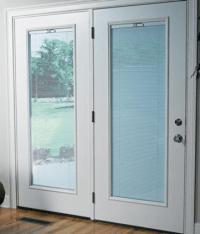 Dog door in a glass french door? - Home Improvement Stack ...