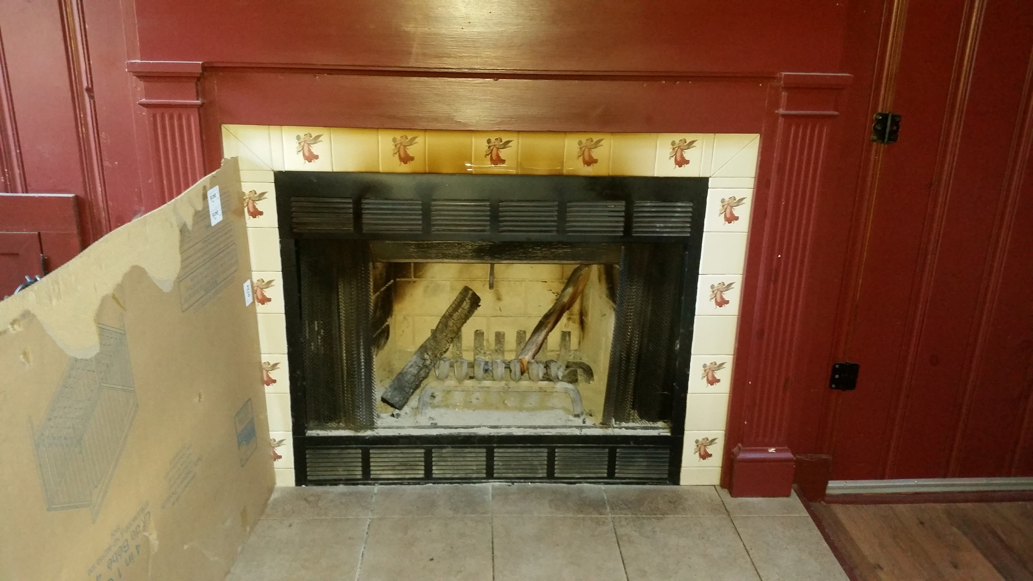 Fireplace Grate Blowers Wood Burning Chimney How Can I Force Hot Air Through This Fireplace Grate