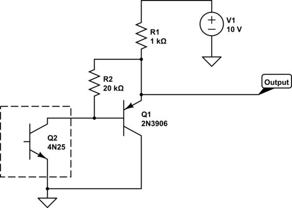 circuit optocoupler enlarge
