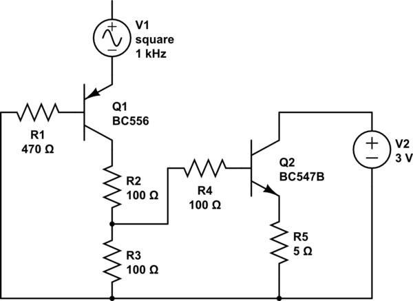 transistors how do i keep my constant current source constant