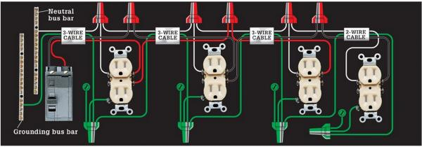 240 To 120 Wiring Wiring Schematic Diagram