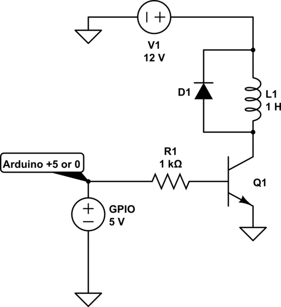 arduino to switch relay