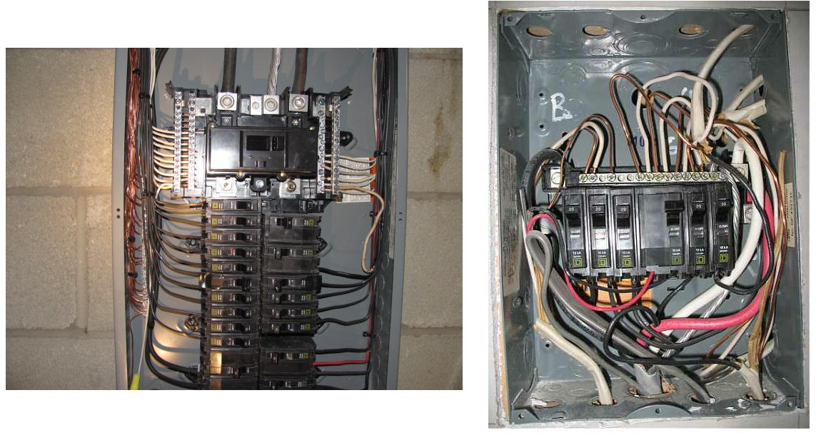 Old Fuse Box Murray 100 Amp Wiring circuit diagram template