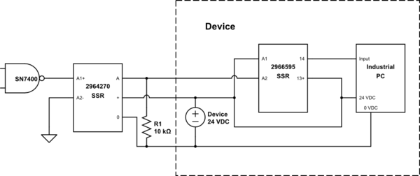solid state relay arduino