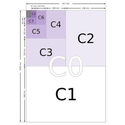 Small Crop Of Photo Paper Sizes