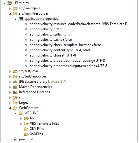 java - Spring Boot/Velocity Unable to find resource Error - Stack