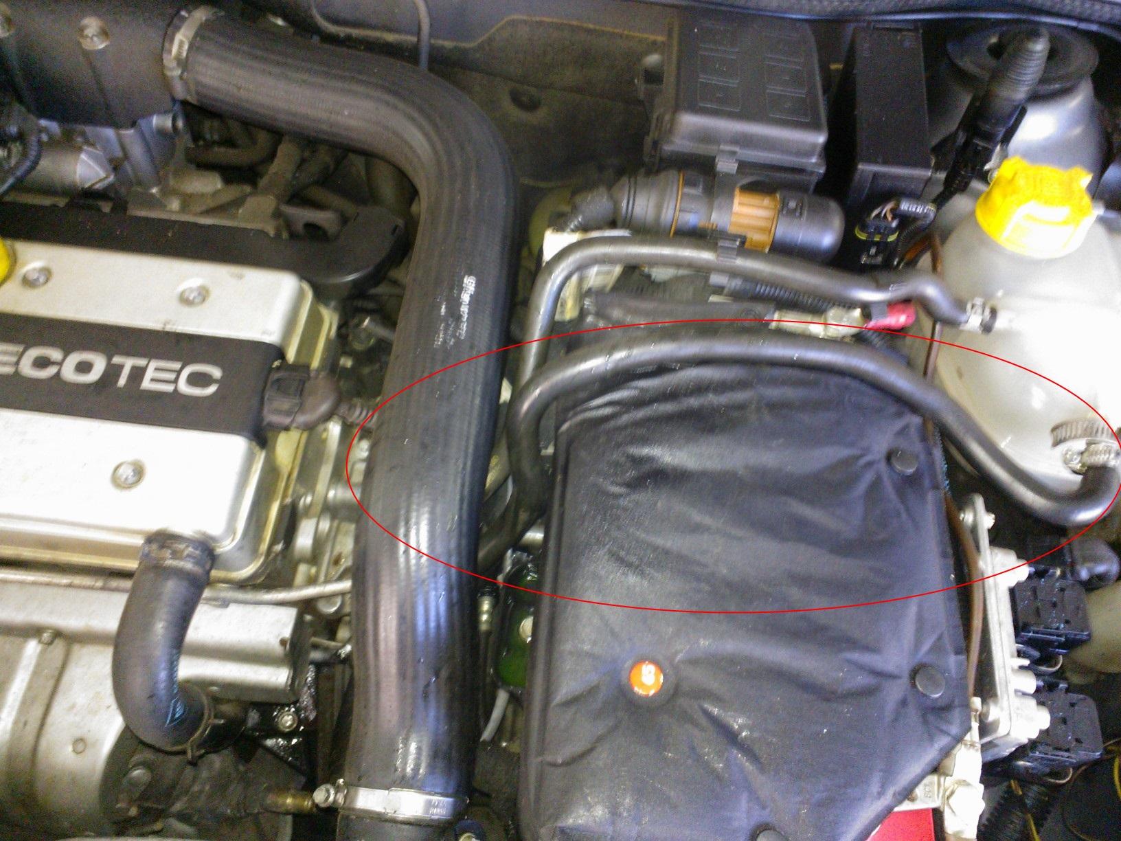 Car Vacuum Hose Repair Acpfoto