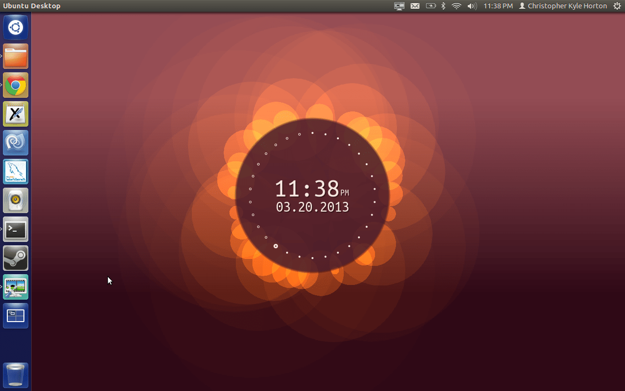 3d Moving Galaxy Wallpaper Unity How Can I Set An Animated Background Ask Ubuntu