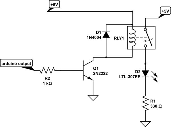 circuit 2n2222