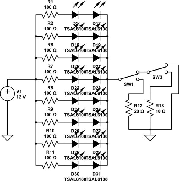 led matrix schematic flickr photo sharing
