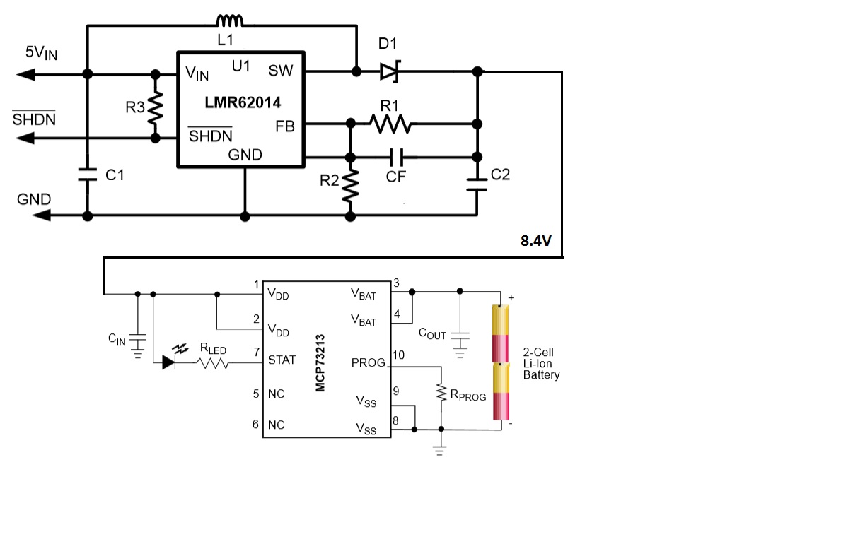 circuit battery charging regulator you can use the circuit to charge
