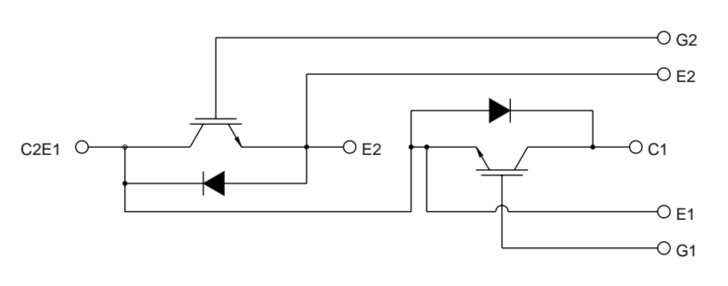 frequency response circuit