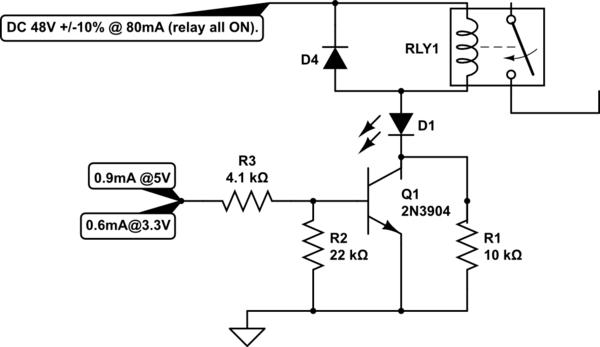 spdt relay module