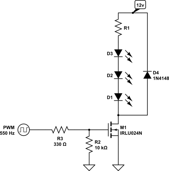 fet switch circuit
