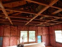 Increase size of ceiling joist compromise roof strength ...