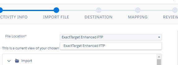 marketing cloud - In Exacttarget Salesforce Reports and Objects