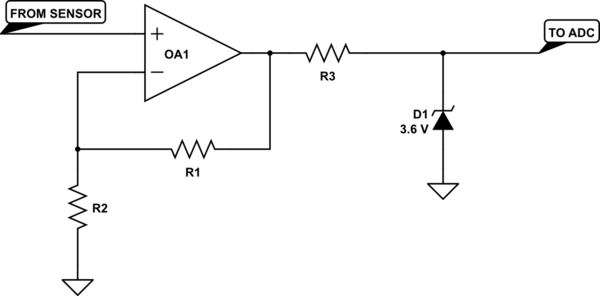 circuitlab low voltage transistor in high voltage current amplifier