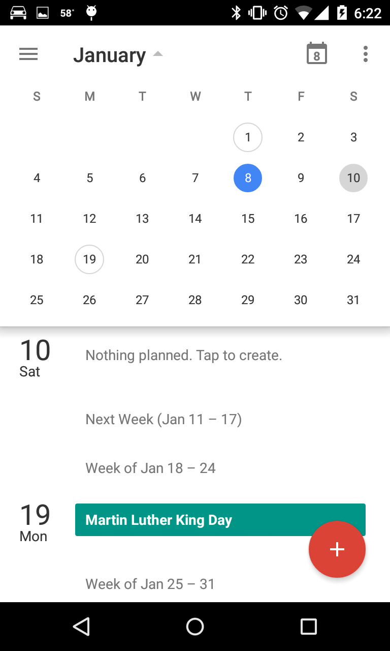 The New Calendar App Google Calendar Get The New App For Android And Iphone Source Code For New Android Lollipop Calendar App Stack