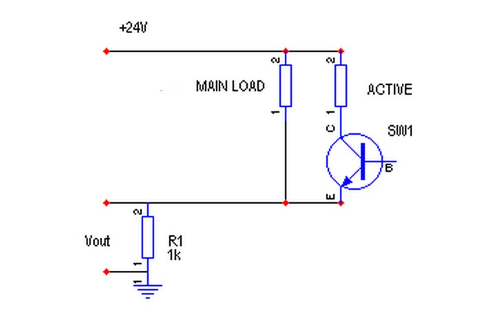 electromagnetism - How to convert a three wire hall effect sensor to