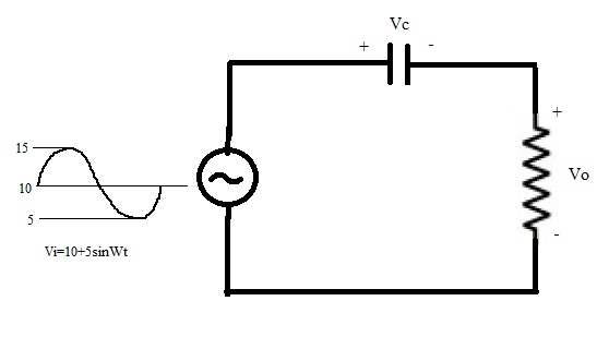ac coupling circuit