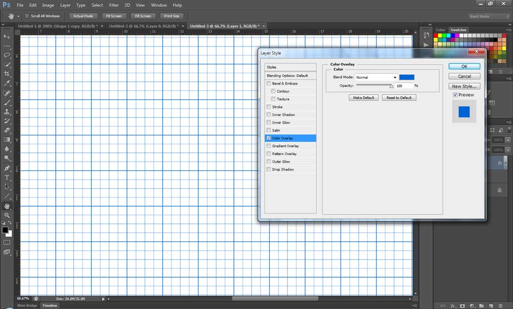 How can I recreate a graph paper grid in Photoshop? - Graphic Design - making graph paper in word