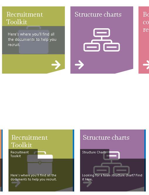 size - SharePoint 2013 Promoted Link tile sizing? - SharePoint Stack