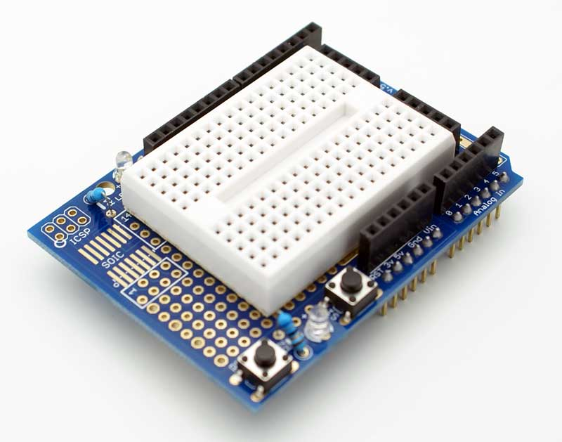 If I put a shield on an Arduino, can I use the Arduino for anything
